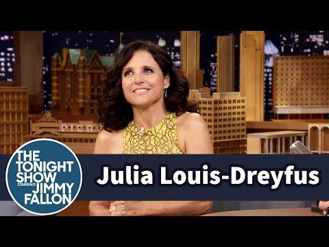Hollywood Walk of Fame Spelled Julia Louis Dreyfus Name Wrong