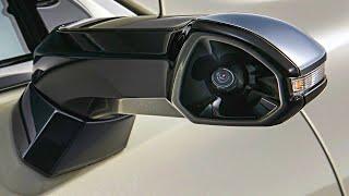 كاميرات وشاشات بتقنيات حديثة بدل من مرايات السيارات