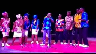 The Republic of Mlilo Live at the Westwood College in Botswana