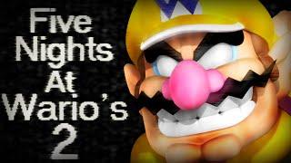 Five Nights At Wario's 2