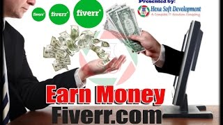How to Earn Money from Fiverr 2017 Full Bangla Tutorial  Step by step guid