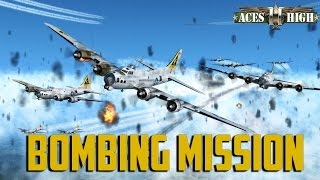 Aces High - B-17 Bomber Mission