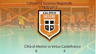 Città di mestre contro Virtus Castelfranco HighLights