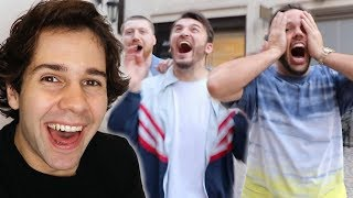 THEY DID NOT EXPECT THIS SURPRISE!! (FREAKOUT)
