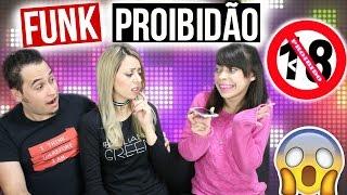PAIS REAGINDO AO FUNK PROIBIDÃO 1
