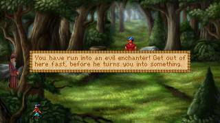 King's Quest II VGA 3.0 - Ways to Lose - Part 2 of 4 (HD)