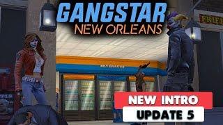 GANGSTAR NEW ORLEANS - NEW INTRO SCENE ( UPDATE 5 )