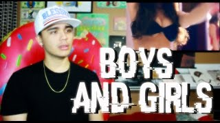 ZICO - Boys and Girls (feat. Babylon) MV Reaction