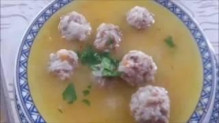 Pirinçli Havuçlu Sulu Köfte Tarifi Canlı Videolu Anlatım