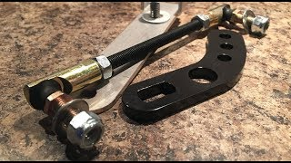 Installing Type1 A.O.T. Jeep Grand Cherokee Transfercase linkage for ZJ and XJ