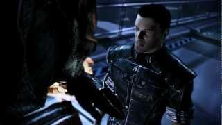 Mass Effect 3 - Shepard Kills Wrex
