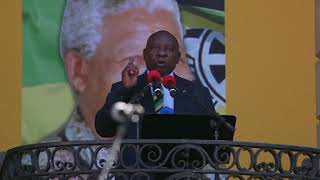 South African parliament elects Cyril Ramaphosa as new president