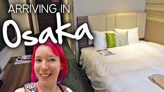 Osaka Hotel Room Tour: Hearton Hotel Shinsaibashi Nagahoridori