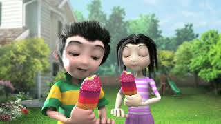 Top 07 Paddle POP/MAX Adventures Ice Cream Funny Commercials Animated