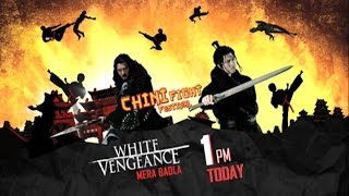 White Vengeance, today at 1 pm