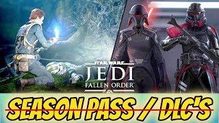 KEINE DLC's, KEIN SEASON PASS & CONTENT nach Release in Star Wars Jedi: Fallen Order