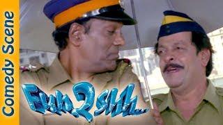 Most Viewed Comedy Scene - Fun2shh Movie  Scene - Kader Khan - Paresh Rawal - #Indian Comedy