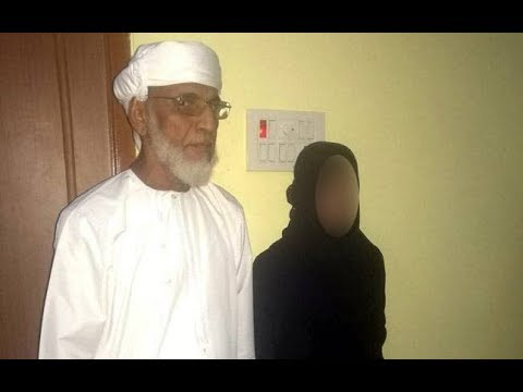 16 year old Hyderabad girl married to 65 year old man from Oman