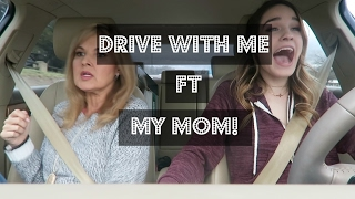 DRIVE WITH ME ft MY HOT MOM!