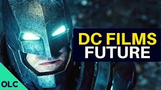 How to Save the DC Extended Universe