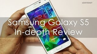 Samsung Galaxy S5 Exynos Octa Core Full Comprehensive Review