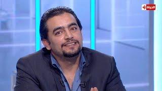 فحص شامل - ملخص حلقة الفنان هانى سلامة وأقوى تصريحاته .. مع الإعلامية راغدة شلهوب