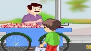 Tintu Mon Comedy | Fruit Shop | Tintu Mon Non stop Comedy Animation Story