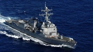 Iranian vessels come within 300 yards of US destroyer
