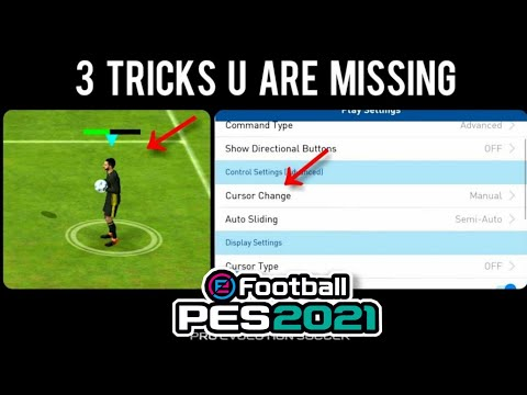 Xxx Mp4 3 TRICKS You Are Missing In PES 2018 Mobile 3gp Sex