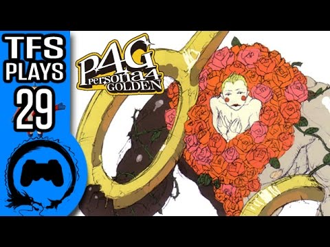 PERSONA 4 GOLDEN Part 29 TFS Plays TFS Gaming