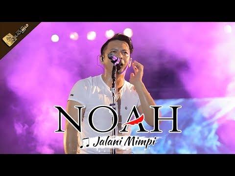 [LIVE] Jalani Mimpi | SINGLE TERBARU NOAH | Apache Feel The BLACKGOLD - CIREBON 14 Oktober 2017