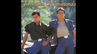 O MELHOR DE LEANDRO E LEONARDO CD COMPLETO (SÓ AS MELHORES)