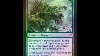 Card Advantage opens a box of MTG Modern Masters Part B (FOIL TARMOGOYF!)