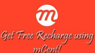 Mcent app Inside Review | How to earn Unlimited Free mobile recharge & balance