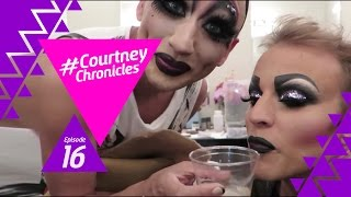Rocky Horror Show with Bianca and Michelle : Courtney Chronicles 16