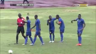 Azam TV - FULL HIGHLIGHTS:  BENIN 1-1 TANZANIA (12/11/2017)