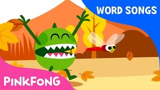 Seasons | Word Songs | Word Power | Pinkfong Songs for Children