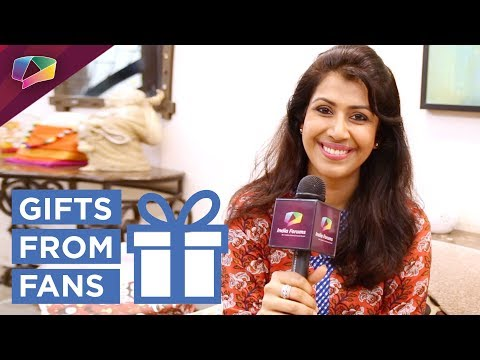 Xxx Mp4 Ankita Bhargava Unwraps A Gift From Her Fan Exclusive 3gp Sex