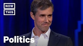 Oprah Interviews Beto O'Rourke About Losing to Ted Cruz | NowThis