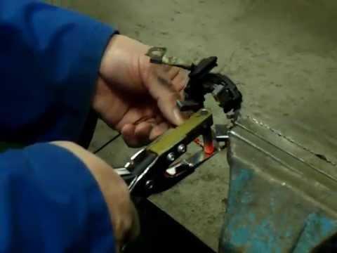 Punktowa Ręczna Zgrzewarka Akumulatorowa RZA
