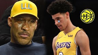 Lonzo Ball's DISAPPOINTING NBA Debut! Is he a BUST?! Lakers vs Clippers!