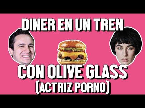 Xxx Mp4 DINER EN UN TREN Y OLIVE GLASS ÑAMÑAM Episodio 55 3gp Sex