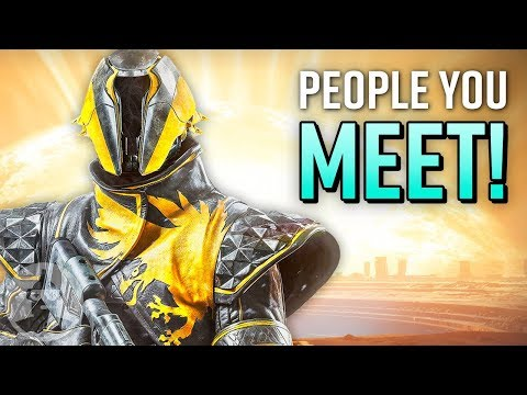 12 Players You Meet In Destiny 2 The Leaderboard