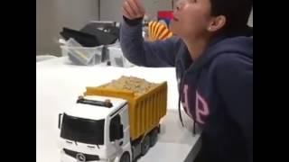 منوعات 6 شاحنة لعبة ولكن !