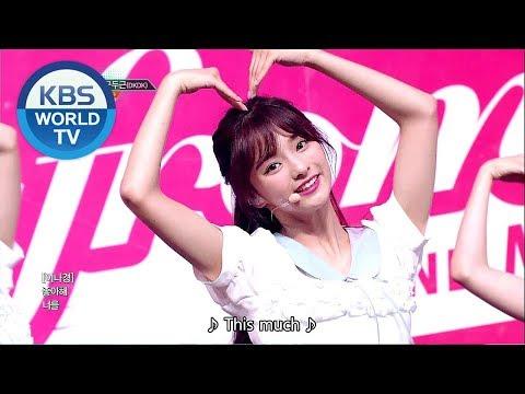 Xxx Mp4 Fromis 9 22CENTURY GIRL 22세기 소녀 DKDK 두근두근 Music Bank COMEBACK 2018 06 08 3gp Sex