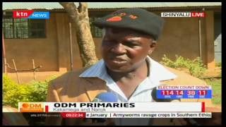 Kakamega and Narok counties set for next phase of ODM party primaries