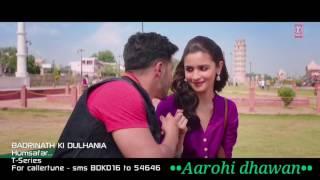 Varun And Alia VM || Pyaar Ka Dard Hai || Badri and Vaidehi