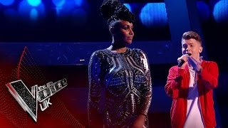 Stacey Skeete vs. Jamie Miller - 'Perfect Strangers': The Battles | The Voice UK 2017