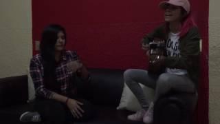 El chisme (Cover) Yazmin Valadez ft Daniela Calvario   Reykon