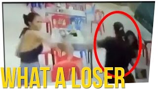 Punches Are Thrown After Woman Rejects Guy ft. Ricky Shucks & DavidSoComedy